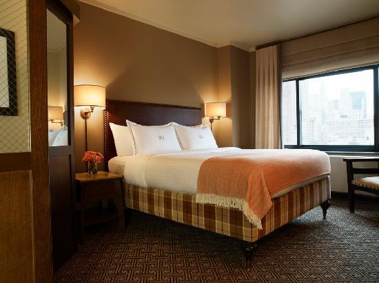 Soho Grand Hotel King Room