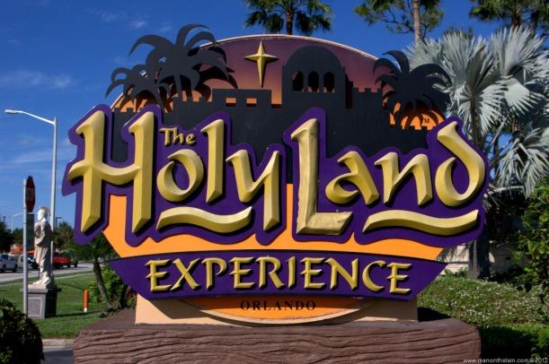 The-Holy-Land-Experience-entrance-sign-Orlando-Florida