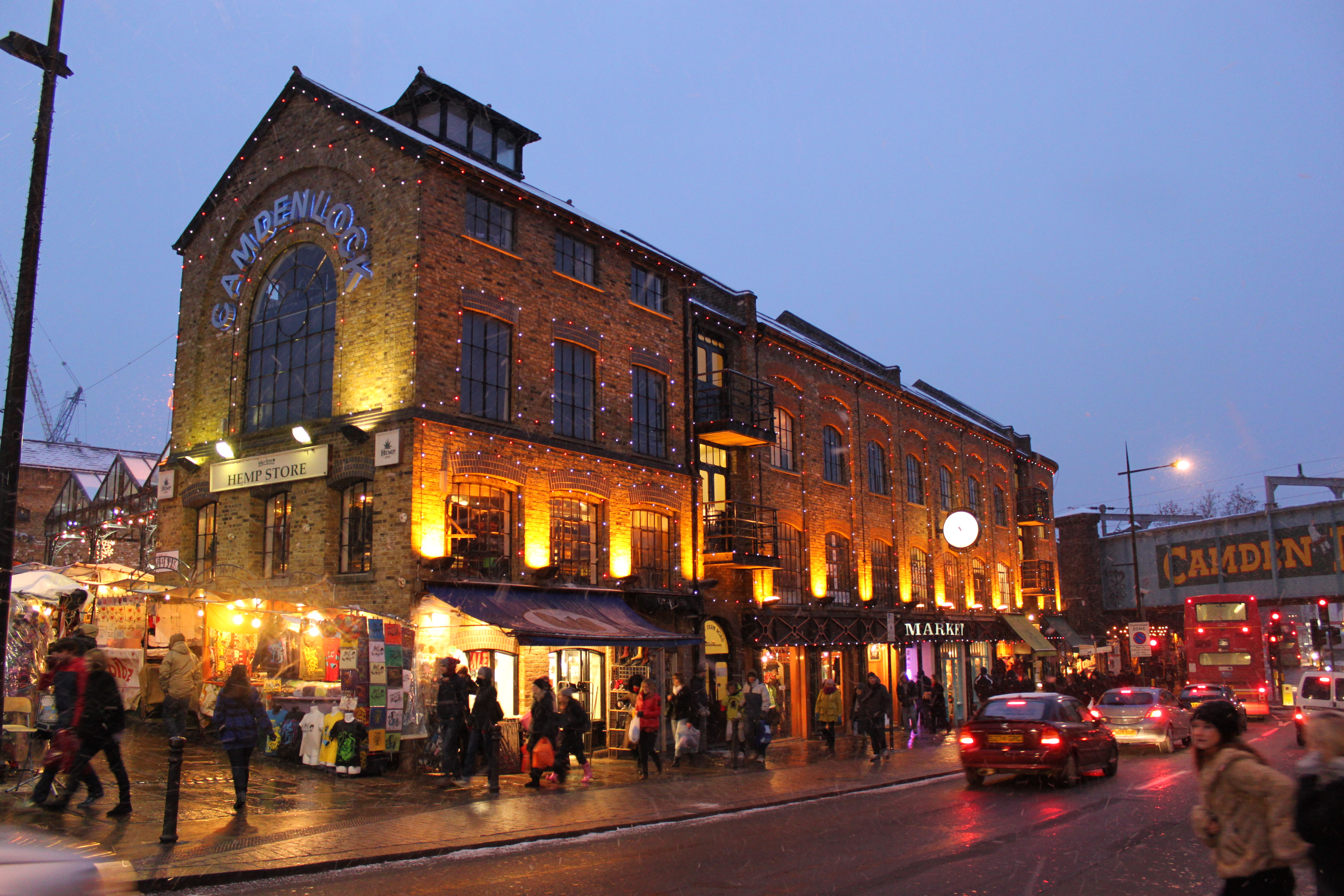 Camden town london foodie heaven the tasty traveller for The camden