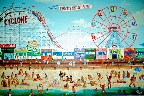 coney island nyc