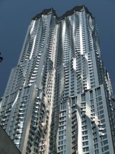 frank gerhy building nyc