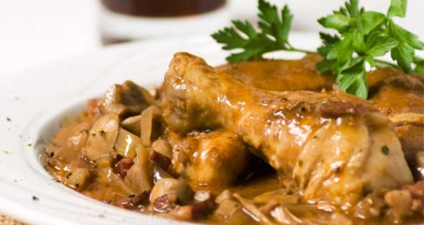 chicken chasseur recipe