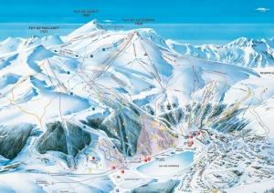 zakopane ski map