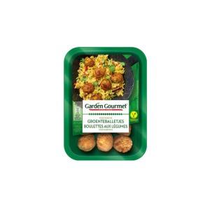 vegetarian vegetable balls