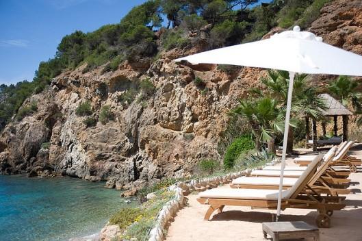amante beach club beach ibiza