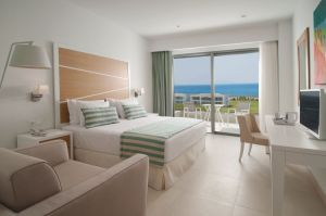 blue lagoon princess chalkidiki room