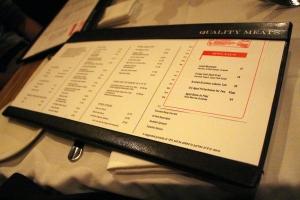 quality meats miami menu