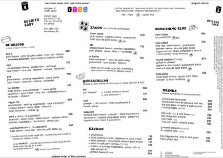 burrito baby berlin menu