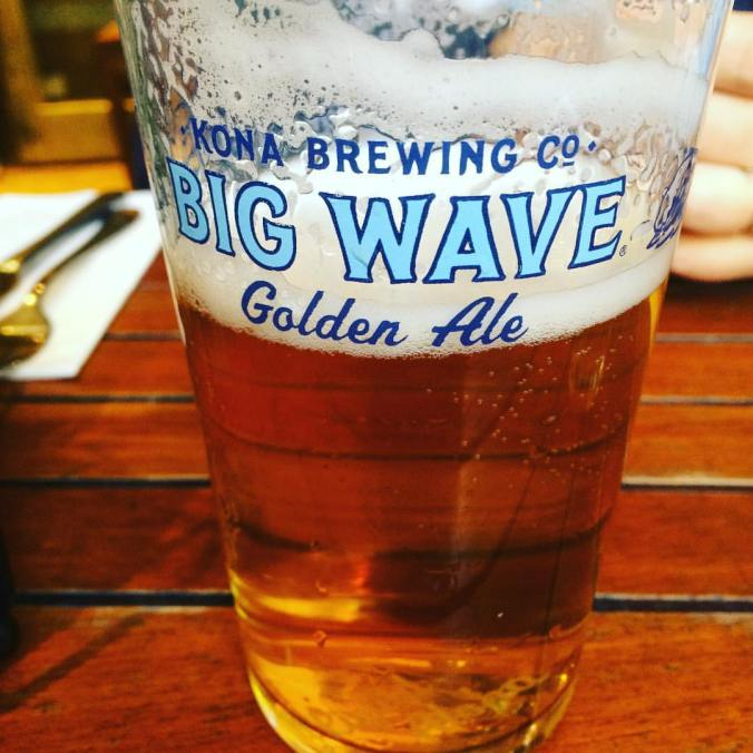 big wave beer kua aina burger soho london