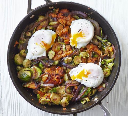 sweet-potato-sprout-hash-poached-eggs