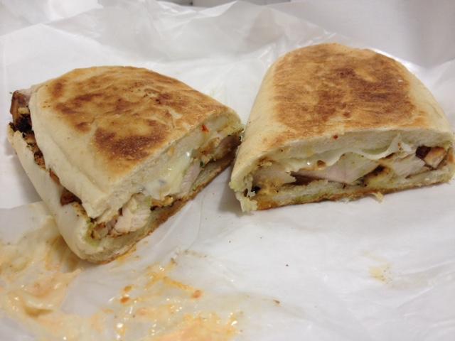 Cafecito chicago sandwich